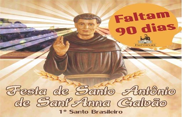 Festa de Frei Galvão 2019