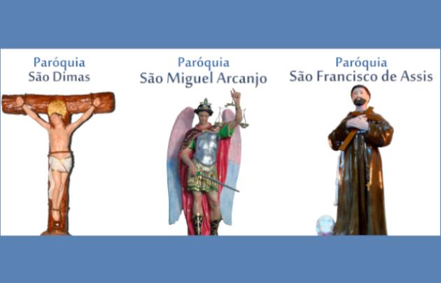 Paróquias celebram padroeiros em setembro