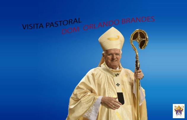 Visita Pastoral Dom Orlando