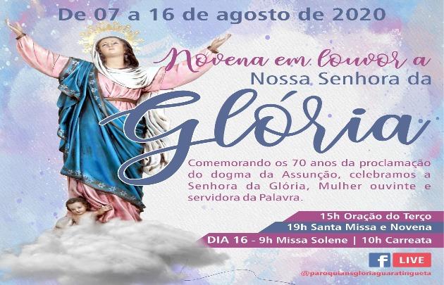 Festa Nossa Senhora da Glória