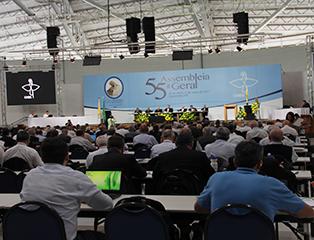 CNBB discute diretrizes para a formação de presbíteros durante assembleia