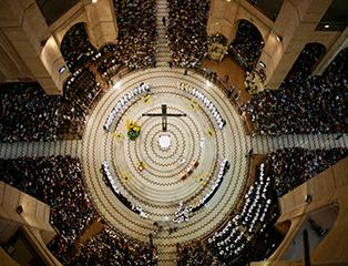 Nota Oficial do  Santuário Nacional