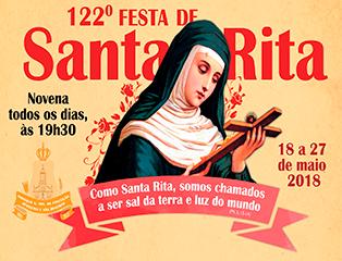 Festa de Santa Rita em Aparecida