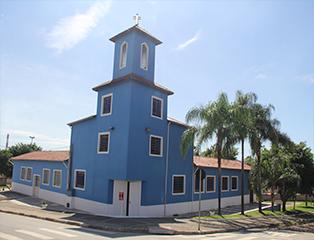 Dom Orlando faz Visita Pastoral na Paróquia Nossa Senhora do Rosário