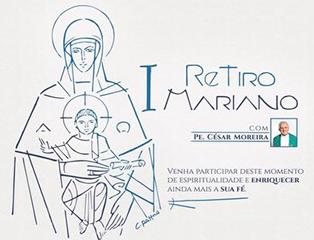 Academia Marial promove Retiro Mariano