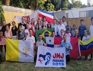 JMJ 2019 : Panamá recebe jovens do mundo todo