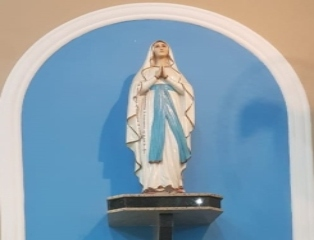 Paróquia Nossa Senhora de Lourdes celebra padroeira