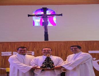 Três novos Diáconos para a Arquidiocese