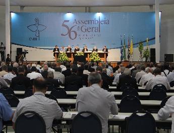 Aparecida sedia 57ª Assembleia Geral da CNBB