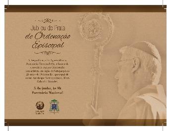 Dom Orlando Brandes celebra Jubileu de Prata de Ordenação Episcopal