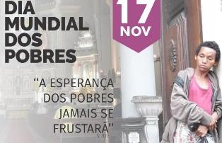 Arquidiocese promove ações no Dia Mundial do Pobre