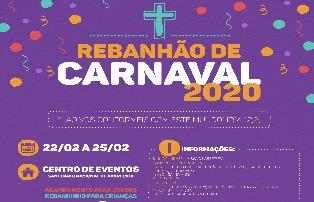 Renovação Carismática promove Retiro de Carnaval