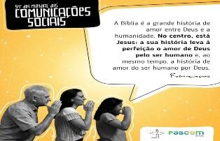 Dia Mundial das Comunicações Sociais: respirar a verdade das histórias boas