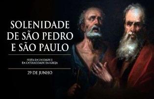 Pedro e Paulo: apóstolos da Compaixão e do Cuidado
