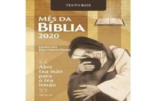 Igreja comemora o Mês da Bíblia 2020