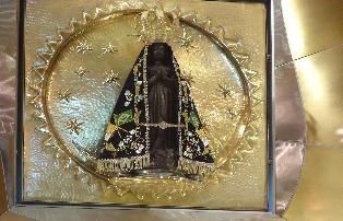 Paróquias recebem visita da Imagem Peregrina de Nossa Senhora