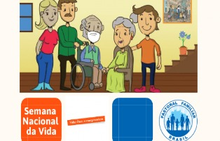 Comissão Vida e Família promove Semana Nacional da Vida 2020