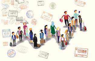 Semana do Migrante: dialogar para acolher quem bate à nossa porta
