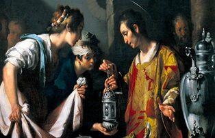 São Lourenço: os pobres são as estrelas e os tesouros da Igreja