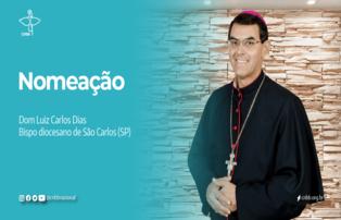 NOMEAÇÃO PARA A DIOCESE DE SÃO CARLOS - SP
