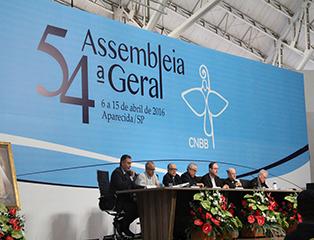 Iniciação Cristã será tema central da 55ª Assembleia da CNBB