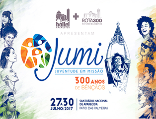 Santuário Nacional recebe a Juventude para o JUMI